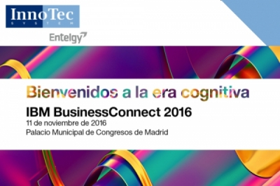 InnoTec partner seleccionado para el IBM BusinessConnect 2016