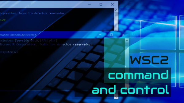 `WSC2 command and control´, nuevo post en el blog Security Garage
