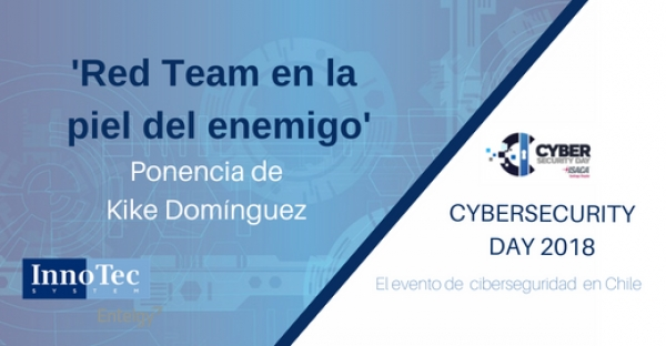 """Red Team: en la piel del enemigo"""