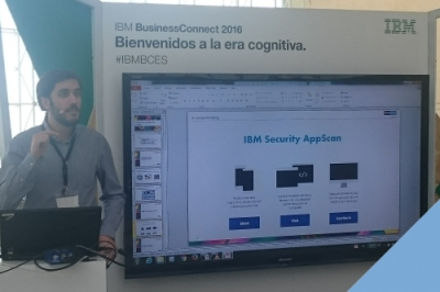 La seguridad en el desarrollo de software, ponencia de InnoTec en IBM BusinessConnect 2016