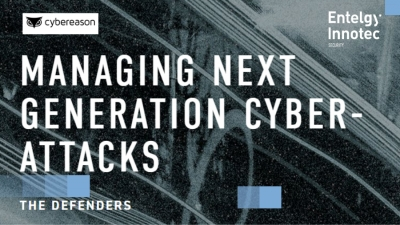 Entelgy Innotec Security y Cybereason organizan 'The Defenders: managing next generation cyber-attacks'